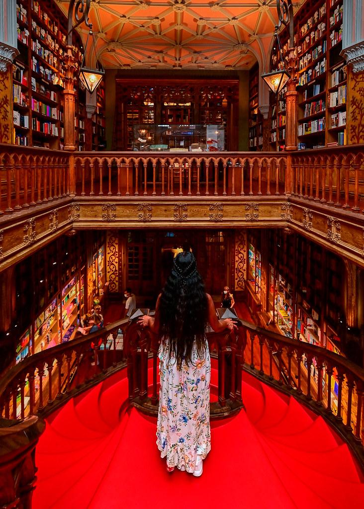 Librería Lello, una de las librerías más bonitas del mundo