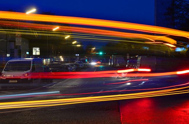 Munich - Bus Trails