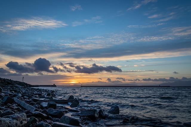 Ardrossan Sunset: Part 2