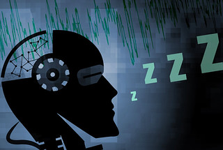 Smart machines of the future will probably need sleep as much as you do.