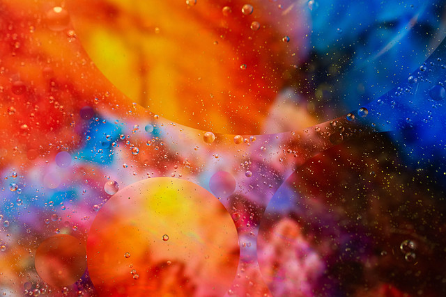 Magie des couleurs