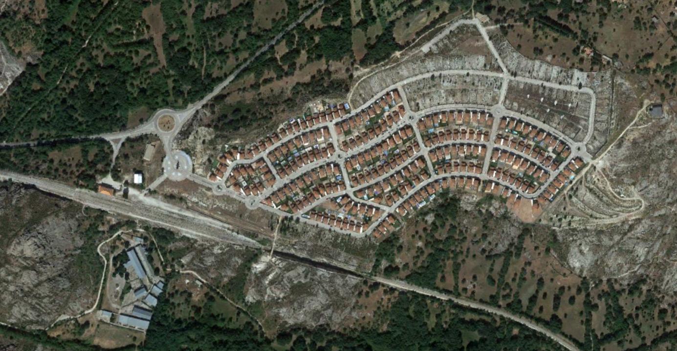 el pornoso, madrid, nopor, después, urbanismo, planeamiento, urbano, desastre, urbanístico, construcción, rotondas, carretera