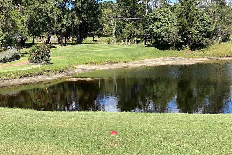 Hole 7: Boomerang Golf Course
