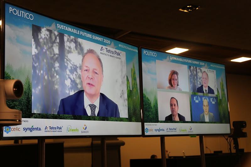 2020-12-2/3 - POLITICO's second Sustainable Future Summit
