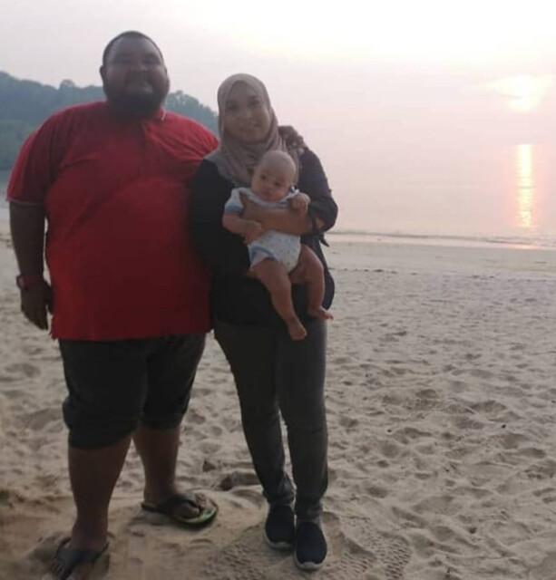 Sambut Ulangtahun Perkahwinan Ke-3 Tanpa Suami, Balu Abam Janji Jaga Anak Sebaiknya
