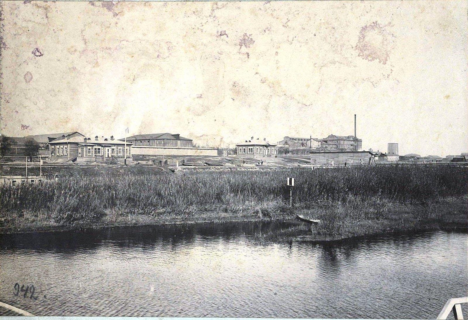 Вид на Затон с реки (11)