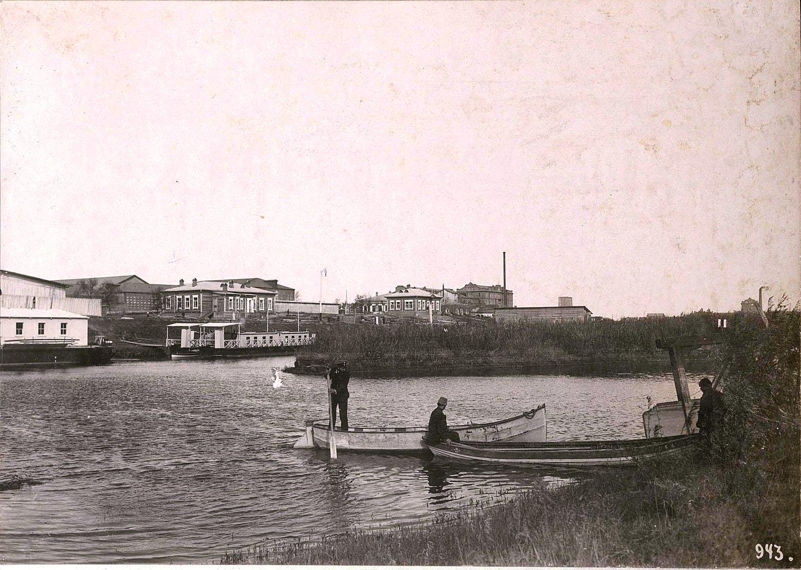 Вид на Затон с реки (8)