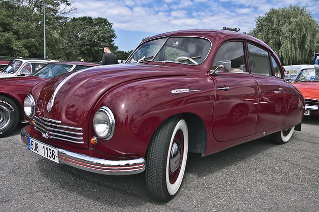 Tatra Tatraplan 1949 (7236)