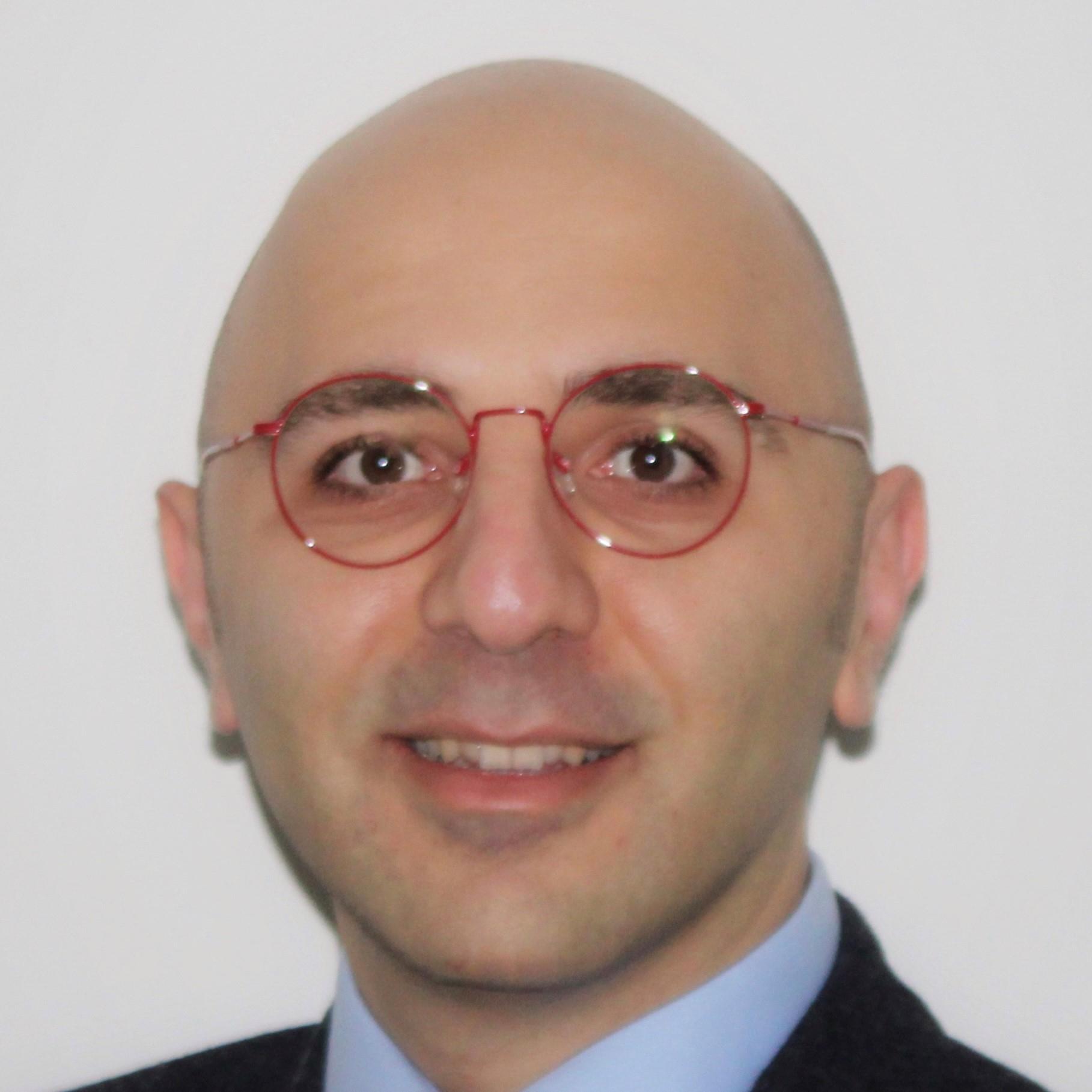 Photograph of Soheil Davari