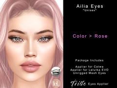 Tville - Ailia Eyes  *rose*