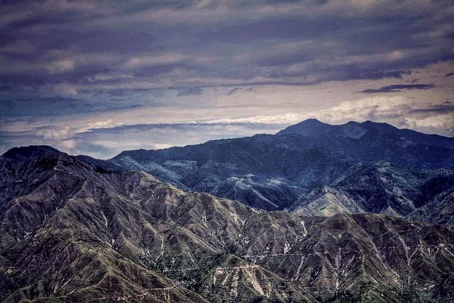 Hills of Mussoorie, India