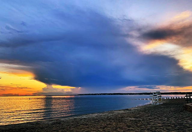Connecticut Seascapes and Sunsets #90