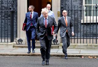 Boris Johnson Cabinet Meeting