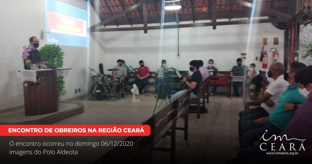 Encontros de Obreiros - Região Ceará