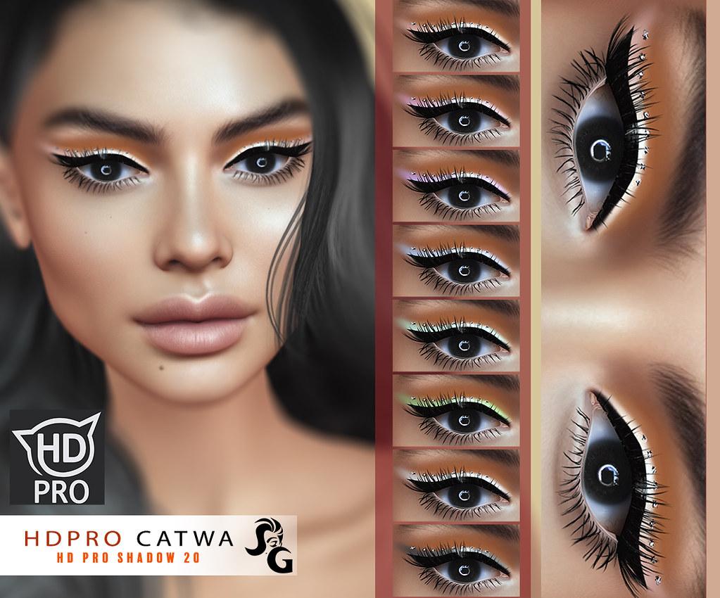 Catwa HD PRO Shadow 20 @ eBento