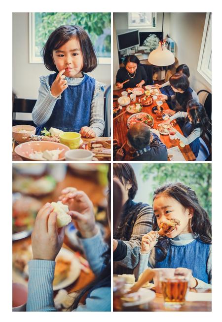自宅で食事会 料理はケータリング