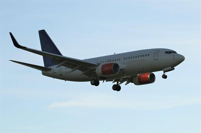 SE-RJR last landing.