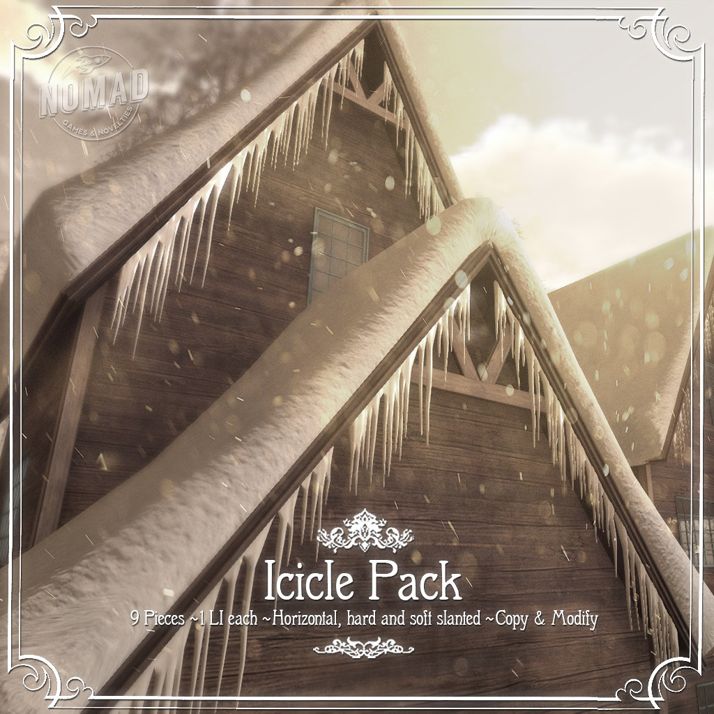 NOMAD // Icicle Pack