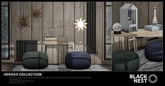BLACK NEST   Herkka Collection   Collabor88
