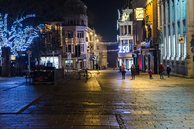 Gentleman's Walk, Norwich