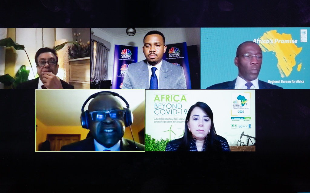 African Economic Conference 2020 - Day 1
