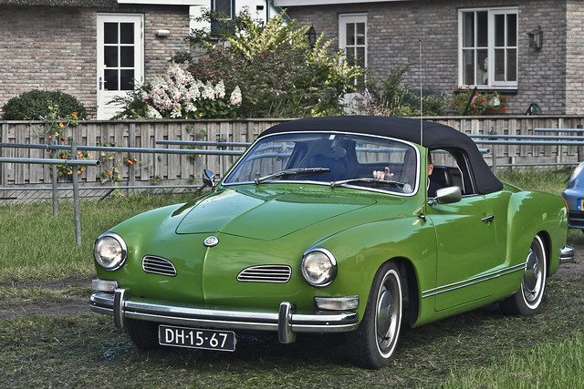 Volkswagen Karmann Ghia Cabriolet 1971 (5884)