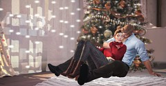 Beautiful Christmas feelings