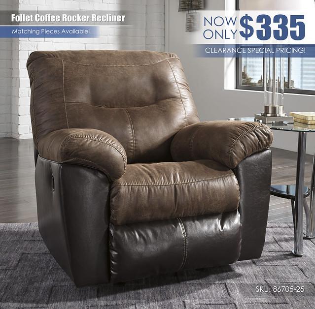 Follet Coffee Recliner_65202-25
