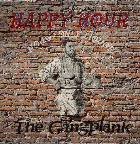 Gangplank Happy Hour