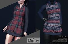 Midna - Mila Hoodie