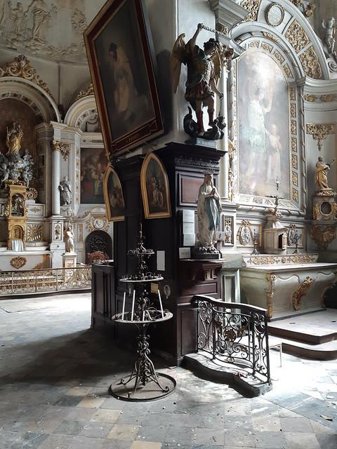 Church of Saint-Denis, Hauts-de-France, FRANCE