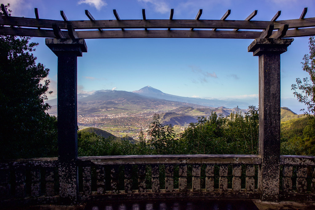 Mirador Cruz del Carmen en Anaga