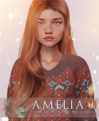 Ladybird. // Amelia Shape! ♥