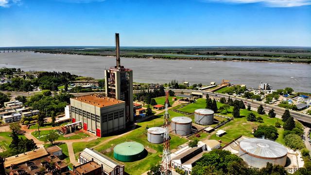 Usina Termoelectrica Sorrento - Rosario -Argentina