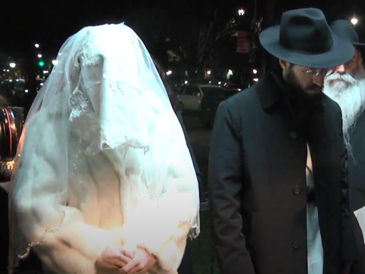 Enlace de Yocheved y Avrohom Neparstek
