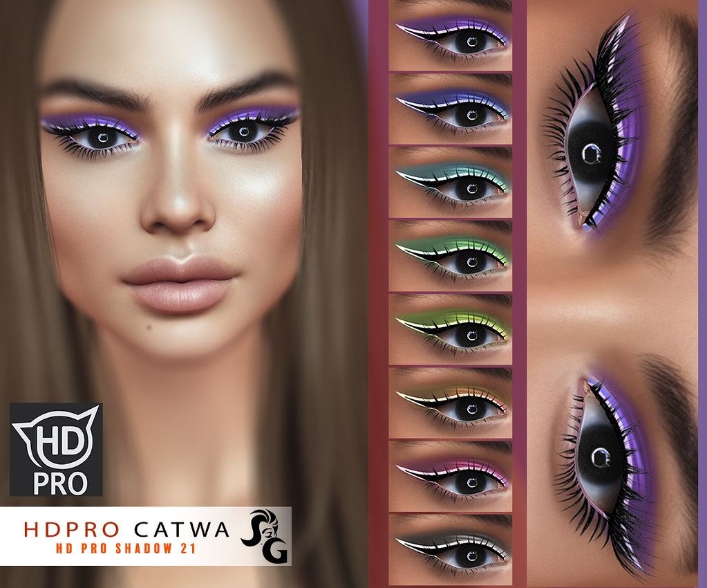 HDShadow 21 for Catwa HDPRO Heads