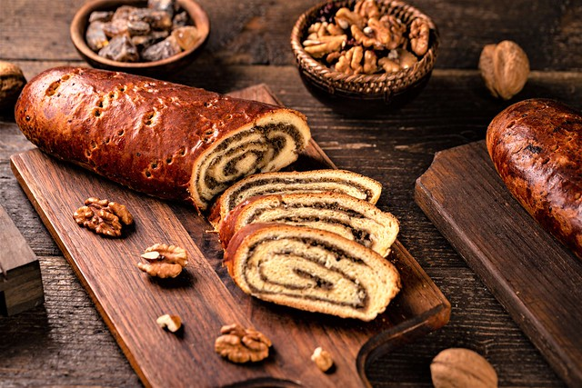 INTERNATIONAL:  Bread of the Week 48