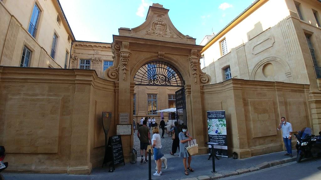 Hotel Boyer d'Eguilles Aix en Provence 2020