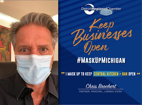 #MaskUpMichigan