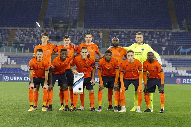 Lazio - Club Brugge 08-12-2020