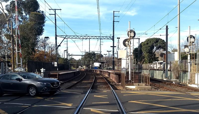 Surrey Hills station, 2019