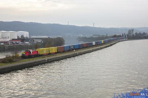 6512 . DB Cargo . Z 44588 . Herstal . 08.12.20.