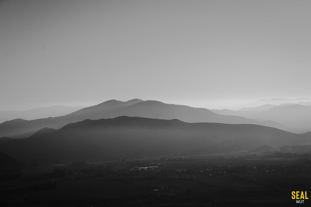 Cumbre de cerro El Peñón