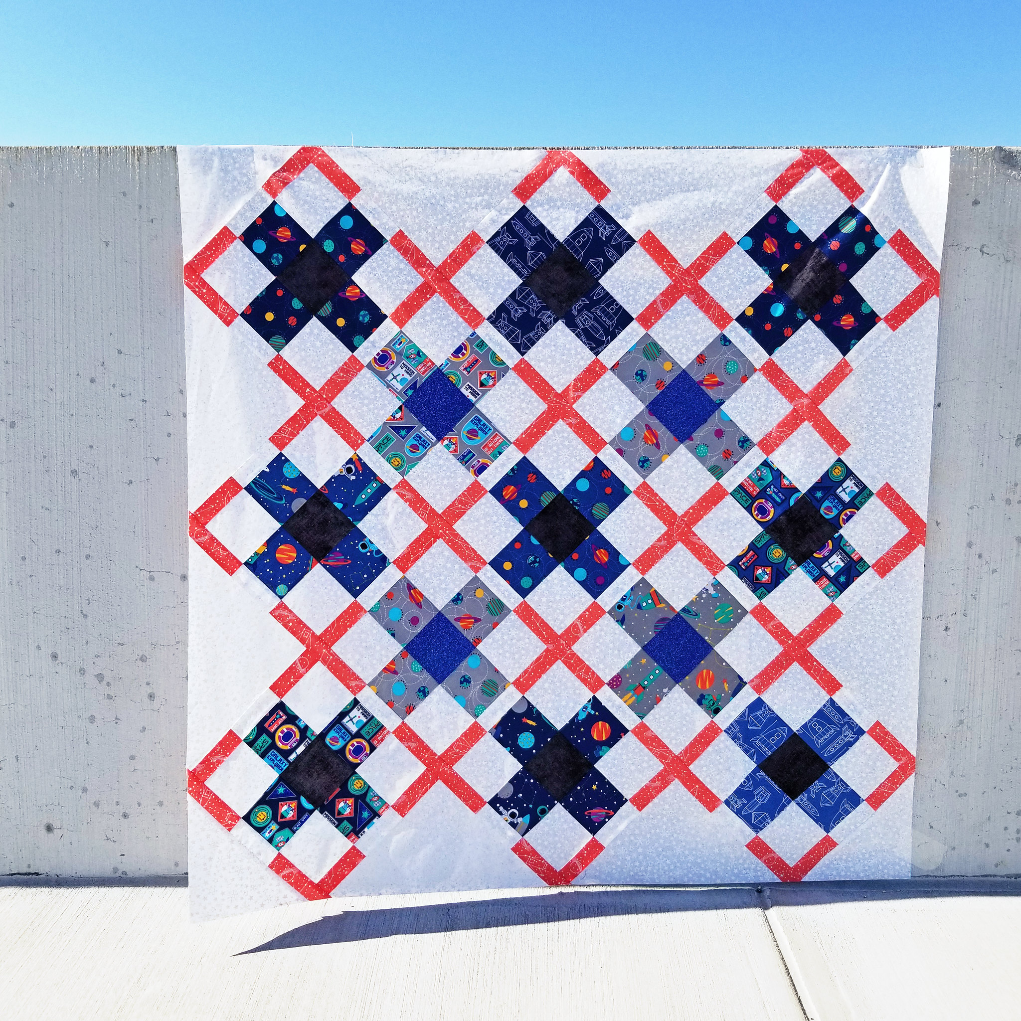 Jeanine's Ruth Quilt