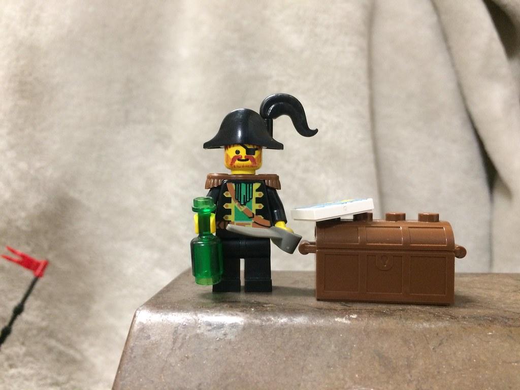 Captain Robert Scurlock