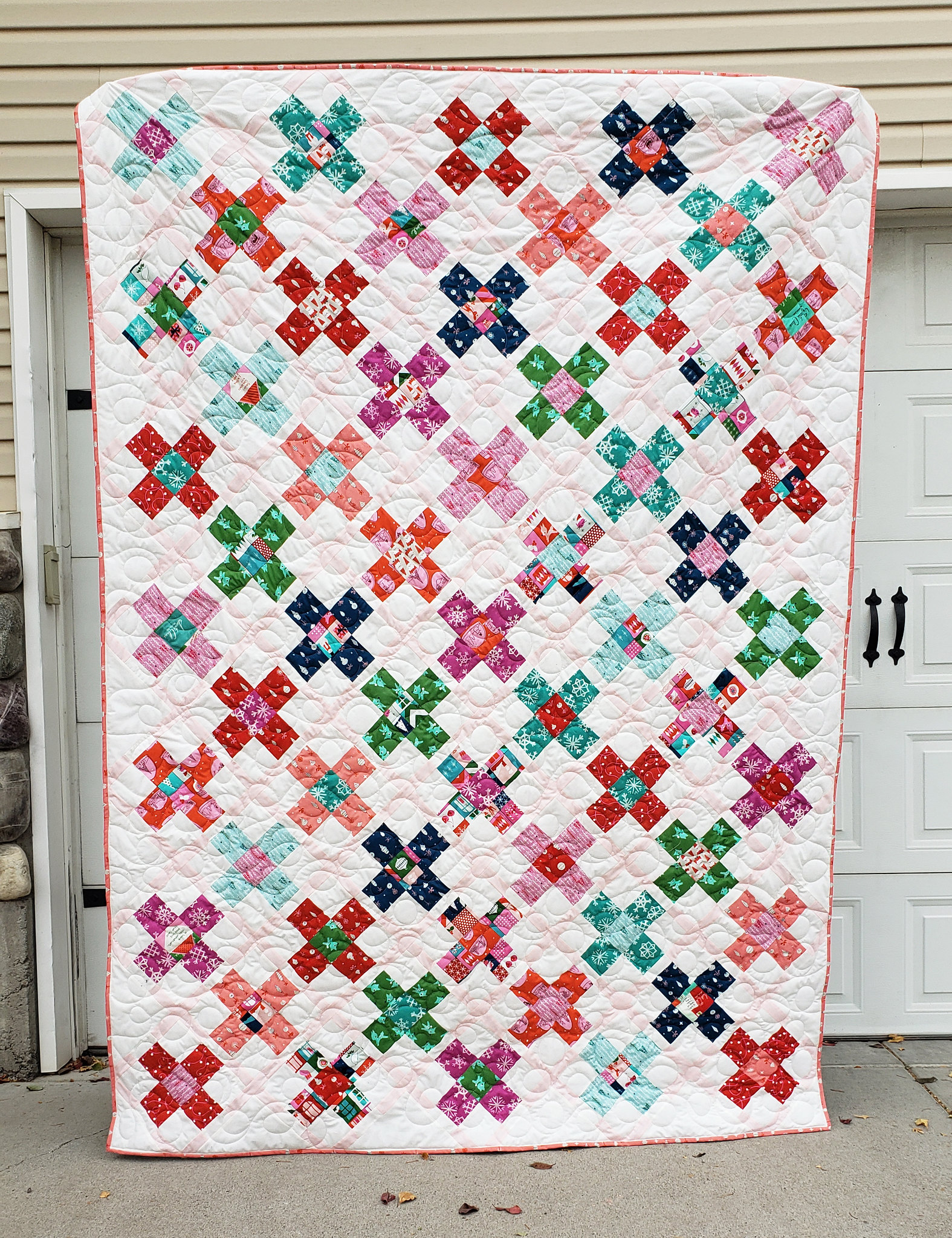 Haley's Ruth Quilt
