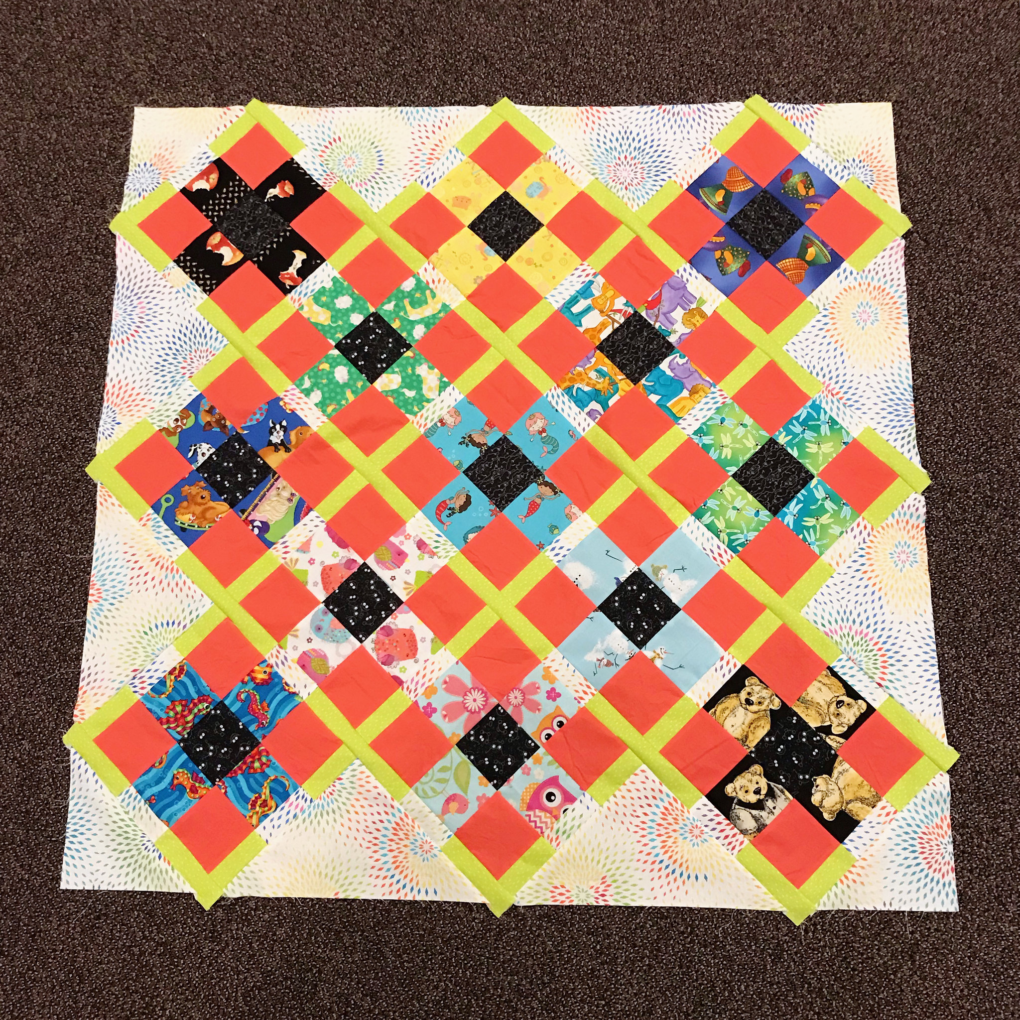 Laurie's Ruth Quilt