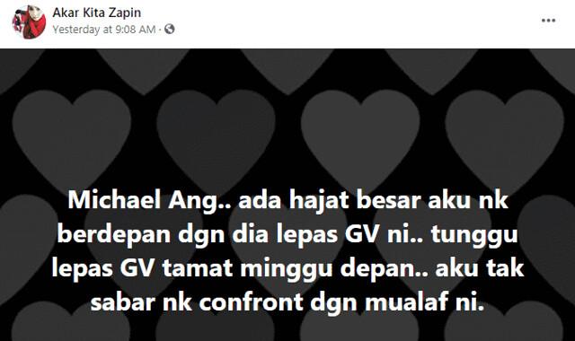Persembahan di Gegar Vaganza Sering Dikritik, Noraniza Idris Mahu Bersemuka dengan Michael Ang