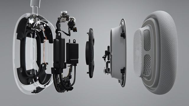 Apple Umum Airpods Max: Fon Kepala Wayarles Dengan Digital Crown, Anc Berharga Rm2,399