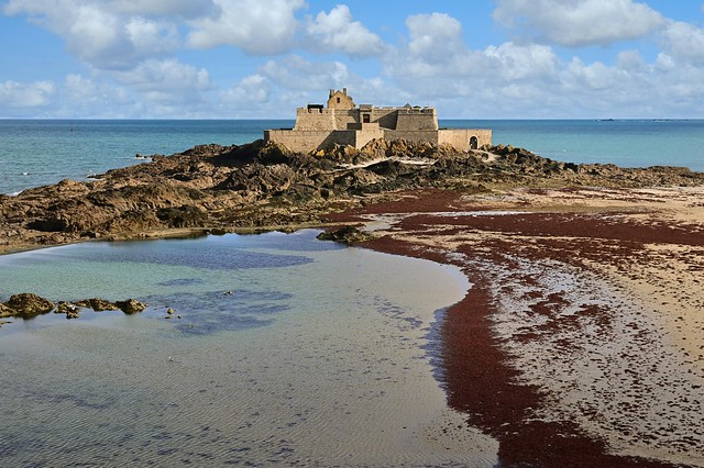 Saint-Malo / Fort National